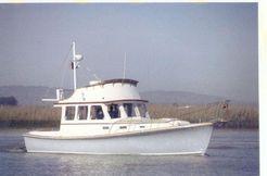 1983 Dyer 40 Sedan Cruiser