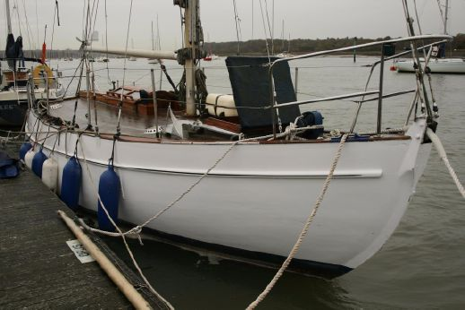 1966 Robert Clark sloop