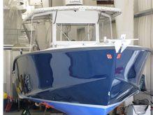 1990 Ocean Master 31 CC 2011 Repower Refit