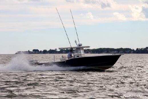 1990 Ocean Master 31 CC 2011 Repower