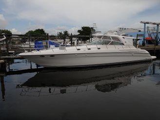 2002 Sea Ray 580 Sundancer