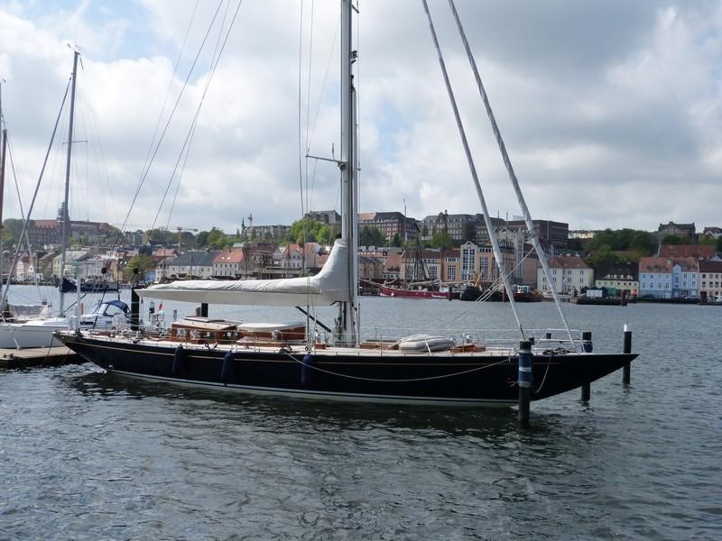 2001 Olsenyachts/ DK Nissen 72 One Off Voile Bateau à Vendre -