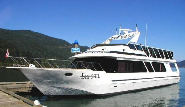 Aluminum Boats For Sale Bc >> 1988 THREE BUOYS Passenger Charter Vessel Power Boat For ...