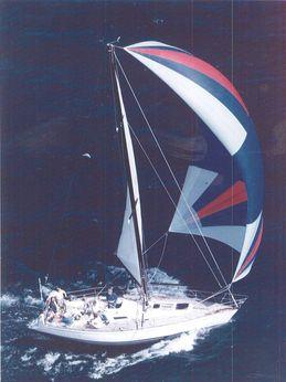 1983 Baltic 38DP