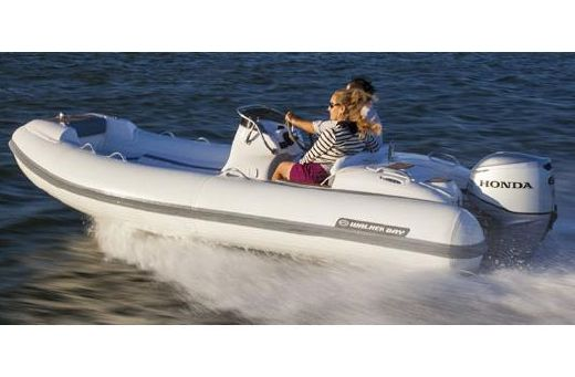 2016 Walker Bay Generation 450 DLX
