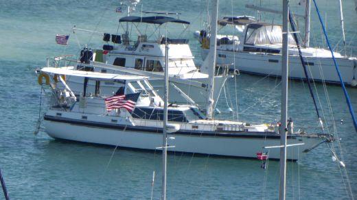 1980 Gulfstar 47 Sailmaster