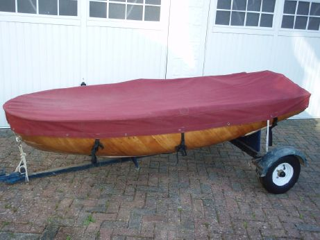 1960 Fairy Duckling Sailing dinghy