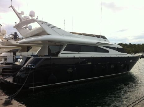 1999 Admiral 25