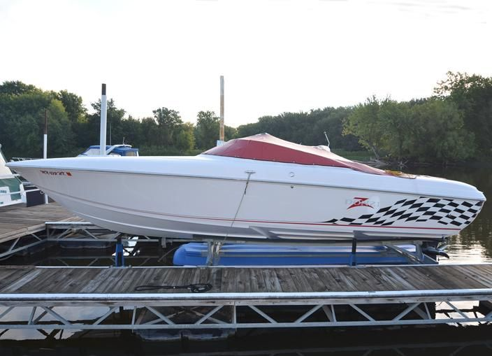 Donzi For Sale >> 1997 Donzi Zx Power Boat For Sale Www Yachtworld Com