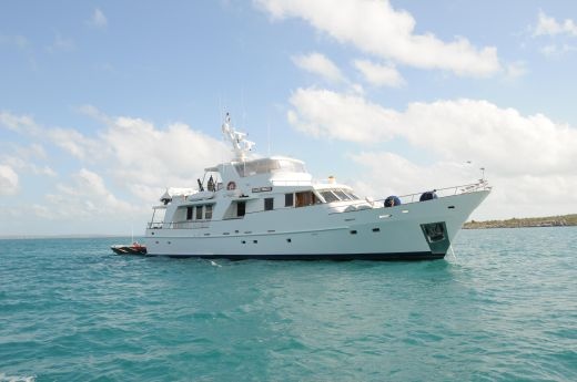 1992 Displacement Motor Yacht