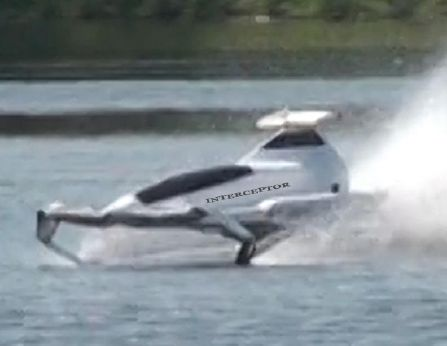 2015 Hydrofoil 100kt, Multiple Uses Private, Tender, Security