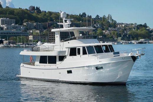 2010 Ocean Alexander 60 Extended Range Cruiser