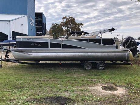 2012 Harris Flotebote 250 Grand Mariner