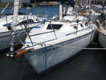 1992 Catalina 30 TR MKII - wing keel