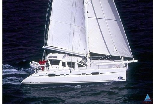 2005 Catana 52