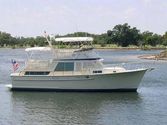 1985 Tollycraft 43 Cockpit Motor Yacht