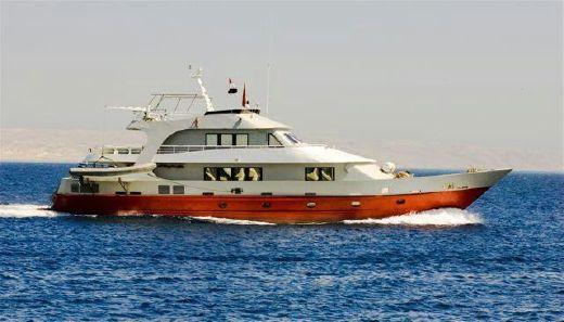 2006 Customiez Safari Safari yacht