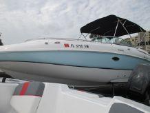 2018 Hurricane 2400 sun deck