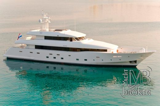 2010 Highclass Yacht 38m
