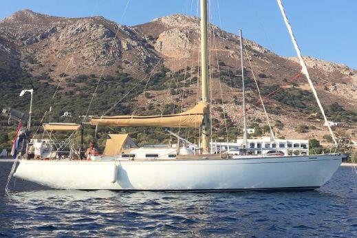 1970 Sparkman & Stephens Benello 45 Freya Class