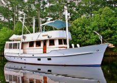 "1959 Cheoy Lee ""53"" Pilothouse Trawler"
