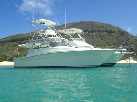2001 Sea Ray 340 Amberjack