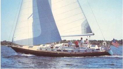 1987 Bristol 51.1