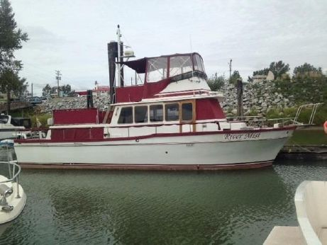 1983 Californian 42 LRC