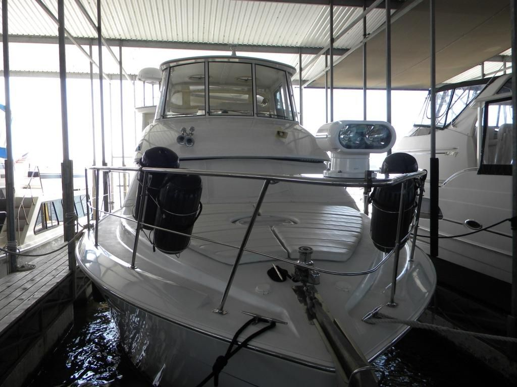 1999 Carver 456 Aft Cabin Motor Yacht Power Boat For Sale