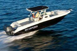 2015 Wellcraft 30 Scarab Sport Offshore