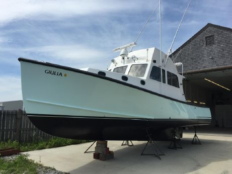 1996 Duffy Sportfisherman