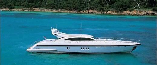 2005 Overmarine 108 Mangusta