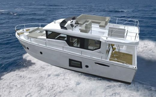 2015 Cranchi ECO TRAWLER 40 LONG DISTANCE