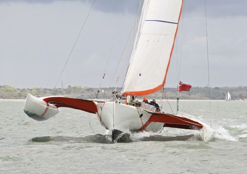 2002 13m Performance Trimaran