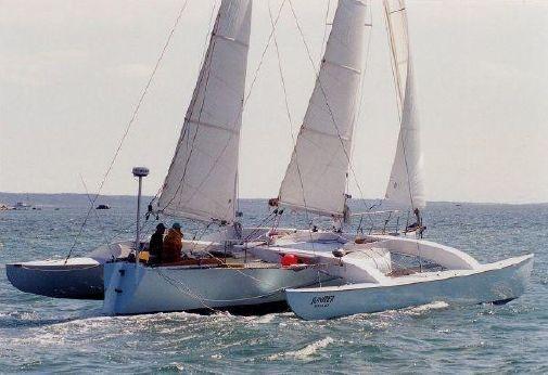 1981 Chris White 52 Juniper Trimaran