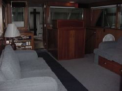 Photo of 75' Burger Pilothouse CMY