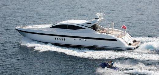 2009 Overmarine Mangusta 92'