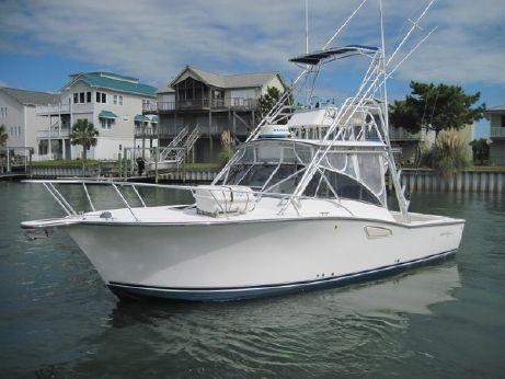 2002 Albemarle 305 Express Fisherman