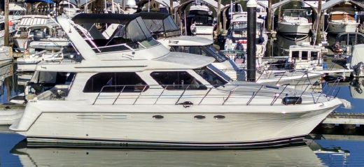 2008 Navigator 42 Californian Pilothouse