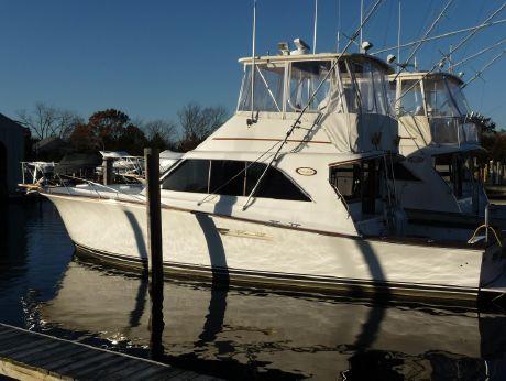1987 Ocean Yachts Super Sport S/S