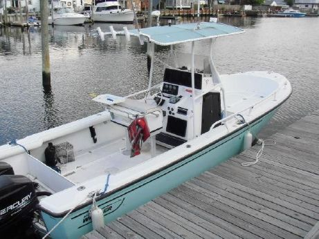 1995 Boston Whaler Outrage 24