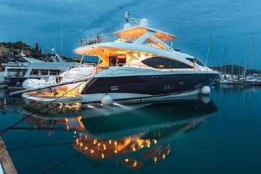 2009 Sunseeker Yacht 86