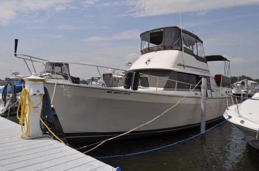 1988 Mainship 40 Nantucket (Double Cabin)