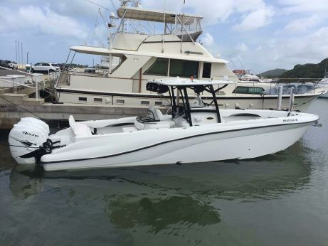 2011 Deep Impact Custom Open Center Console