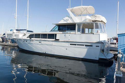 1976 Bertram 58 Flybridge Motor Yacht