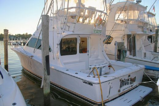 2005 Luhrs 36 Convertible