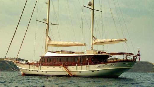 2007 Silyon Yachts SY Queen of Andaman 41m