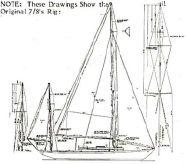 1955 Concordia Concordia Yawl