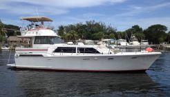 1986 Symbol 44 Aft Deck Motor Yacht