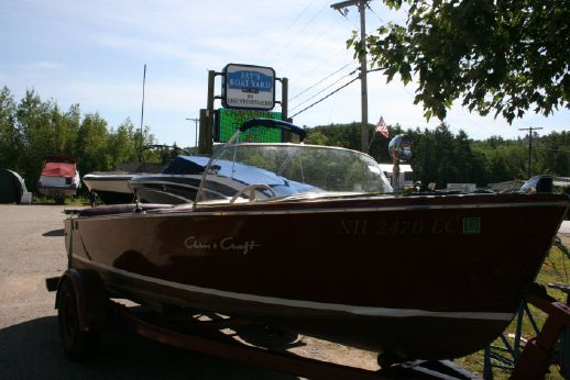 1955 Chris-Craft 17 Sportsman